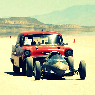 Muscle-Car Tour USA: Bonneville World of Speed