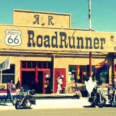 Harley Tour USA: Best of Route 66
