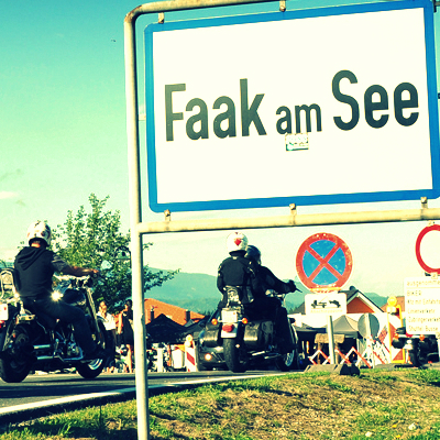 Motorrad-Transport zur European Bike Week am Faaker See