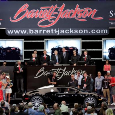 BARRETT-JACKSON® CLASSIC CAR AUCTION SCOTTSDALE 2015.