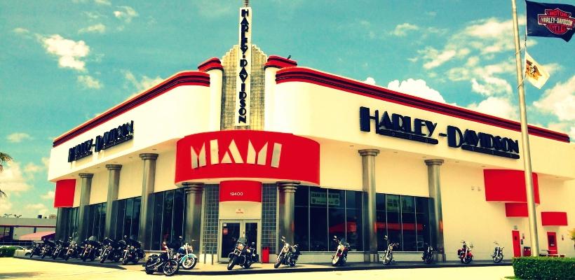 Harley Tour USA: Sunshine States Special