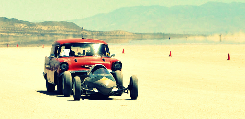 Muscle-Car Tour USA: El-Mirage 2015
