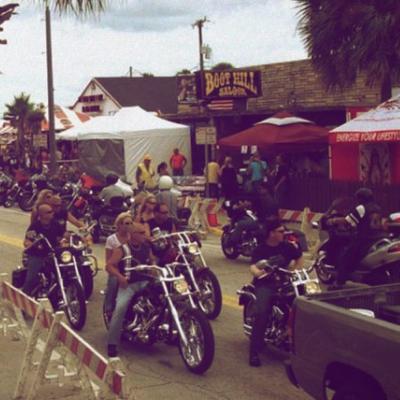 Daytona Bike Week 2016: Harley Tour USA