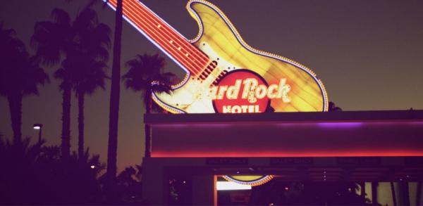 Muscle-Car Tour USA: Hard Rock Las Vegas Special