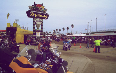 Biketoberfest® Daytona Beach 2014 - Harley Tour USA | EAGLE ADVENTURE