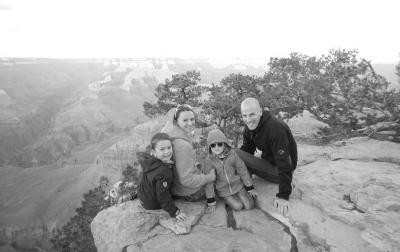 Individual families traveling USA - West Coast