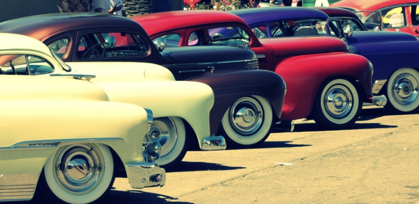 Muscle-Car Tour USA: Ventura Nationals 2015