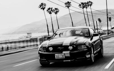 Muscle-Car Tour - West Coast USA
