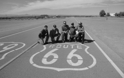 Route 66 by Tilmann & die Wild Hogs