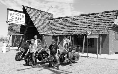 Harley Tour USA - West Coast