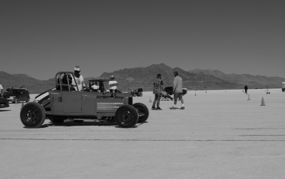 Bonneville World of Speed by Guido
