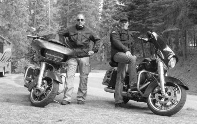 West Coast Harley Tour by Markus & Michael
