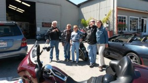 Eagle Adventure Tours - Harley Tour Route 66 Chicago - L.A (81)